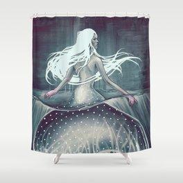 Unrequited Shower Curtain