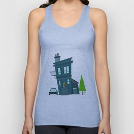 House of joy Unisex Tank Top