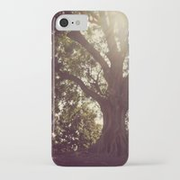 botanical iPhone & iPod Cases featuring Botanical by radiantlee