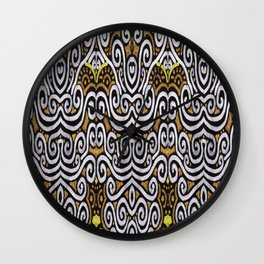 Lakshmi Manifestation Wall Clock