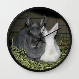My little girls.... Wall Clock