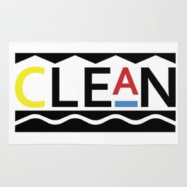 Clean-MARTiN Rug