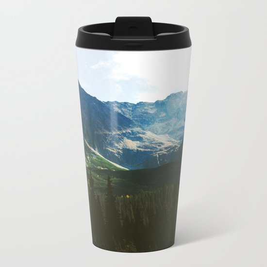 Happiness Metal Travel Mug