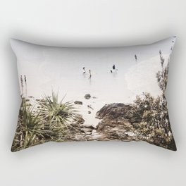 The Pass, Byron Bay Rectangular Pillow