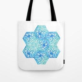 Tiles #12 Tote Bag