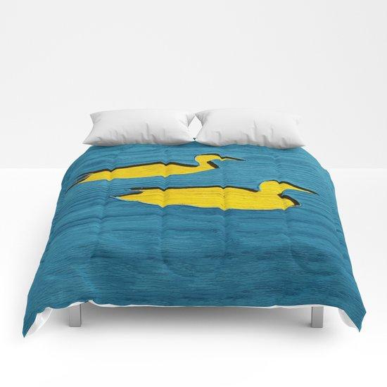 Ducks Comforters