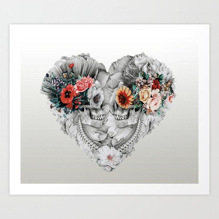 Immortal Love Art Print