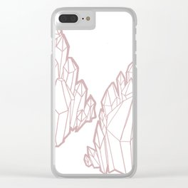 Stagnant Clear iPhone Case