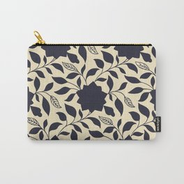 Chinese Neo-Retro Pattern X Carry-All Pouch