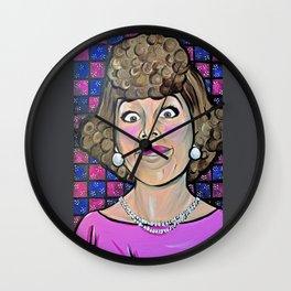Eunice Harper Higgins Wall Clock