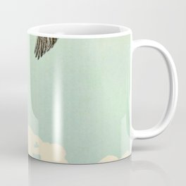 Illustration from The log of the sun a chronicle of nature's year - William Beebe - 1906 Coffee Mug