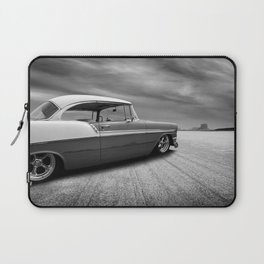 1956 Hot Rod Bel Air Coupe Laptop Sleeve