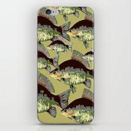Sun Fish iPhone Skin
