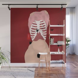 Bare It All Wall Mural