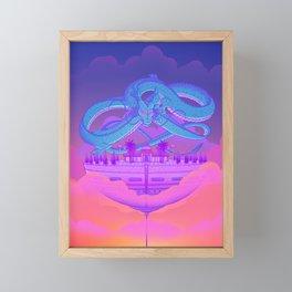 Kami's Lookout Framed Mini Art Print