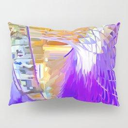 London Pop Art Pillow Sham