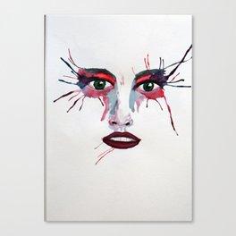 Grl III Canvas Print