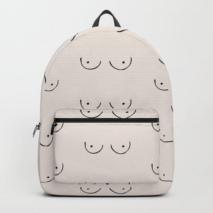Boobs Backpack
