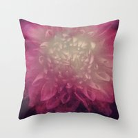 cosmic Throw Pillows featuring Cosmic  by KunstFabrik_StaticMovement Manu Jobst