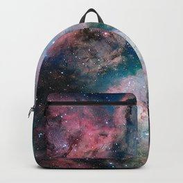Carina Nebula - The Spectacular Star-forming Backpack