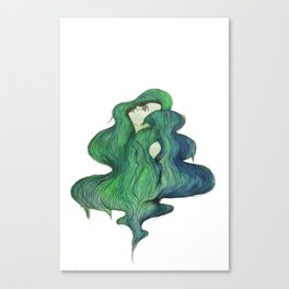 Wanderlust Waves Canvas Print