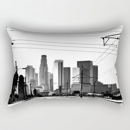 Love Angeles Rectangular Pillow
