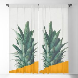 Pineapple Dip IV Blackout Curtain