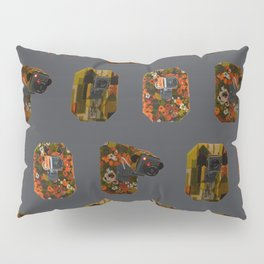Eyes on the Prize Pillow Sham