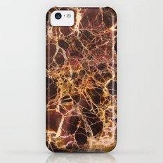 Emperador Marble iPhone 5c Slim Case