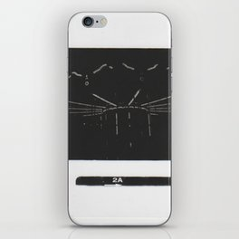 Dark carousels iPhone Skin