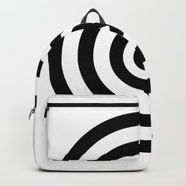 the target, here is the center Backpack