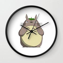 My Neighbour Doesn't Like You Wall Clock