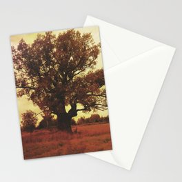 the Great Oak-tree Stationery Cards
