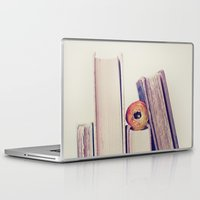 read Laptop & iPad Skins featuring Read by Zoe L