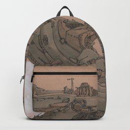 Aerial Station One Backpack
