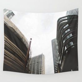Sydney Modern Architecture Wall Tapestry