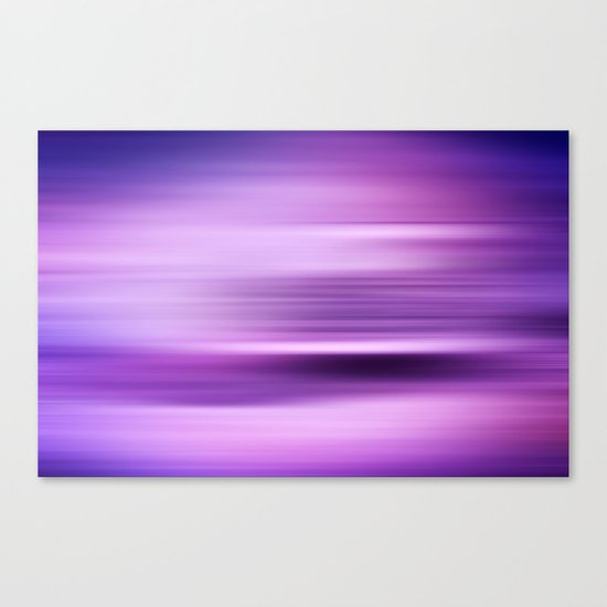 WATERSHAPES + COLOURS Canvas Print