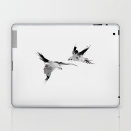 BBC Merlin: In Spite of Everything, the Stars (Twin Merlins tattoo 02) Laptop & iPad Skin