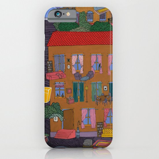 Inside Out Apartment iPhone & iPod Case