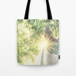 ~The Light of Hope~ Tote Bag