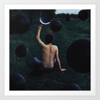 The Mysterious Case of Helios Art Print