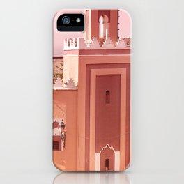 Fantastic Marrakech iPhone Case
