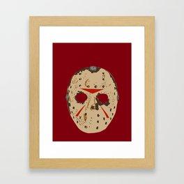 Jason Voorhees Framed Art Print