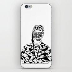Philando Castile - Black Lives Matter - Series - Black Voices iPhone & iPod Skin