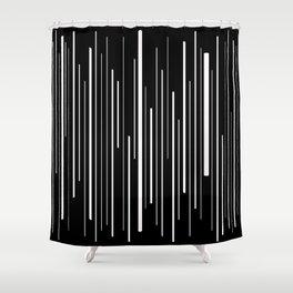 La Grille #19 Shower Curtain