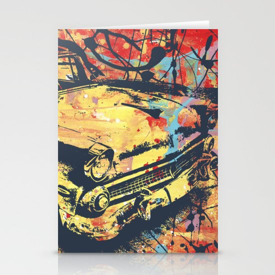 CADILLAC Stationery Cards