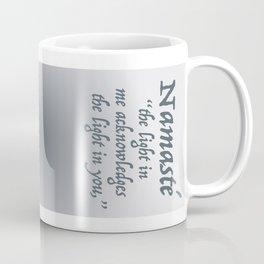 Namasté / Namaslay Coffee Mug