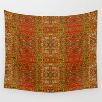 sparkle Wall Tapestries featuring Sparkle by Kaos and Kookies