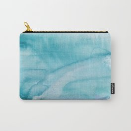 14   | Abstract Minimal Watercolor Painting | 191223 Carry-All Pouch