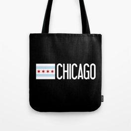 Chicago: Chicagoan Flag & Chicago Tote Bag